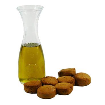 Polvorones de aceite de oliva